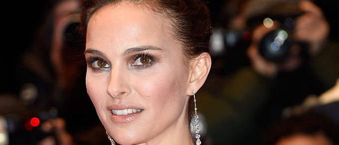 BERLIN, GERMANY - FEBRUARY 08: Actress Natalie Portman attends the 'Knight of Cups' premiere during the 65th Berlinale International Film Festival at Berlinale Palace on February 8, 2015 in Berlin, Germany. (Photo by Pascal Le Segretain/Getty Images)
