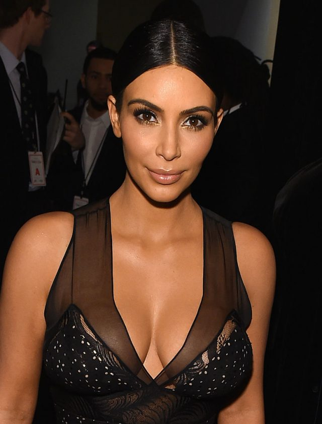 Honoree Kim Kardashian attends TIME 100 Gala, TIME's 100 Most Influential People In The World on April 21, 2015 in New York City