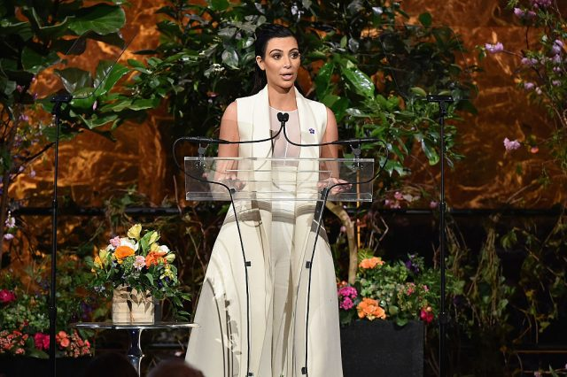 Kim Kardashian Criticizes Wall Street Journal For Publishing Advert Denying Armenian Genocide
