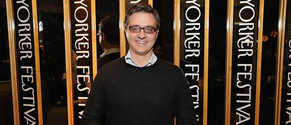 "Chris Hayes attends the 2015 New Yorker Festival ""Wrap Party (Getty Images)"