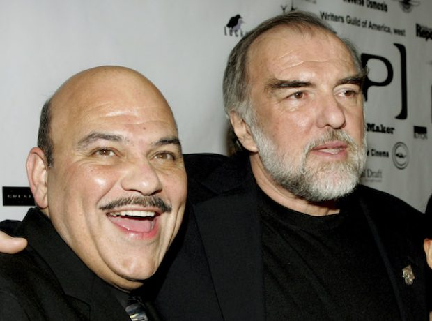 BEVERLY HILLS , CA - FEBRUARY 25: Actor John Polito (L) and writer Stephen J. Revele attend the 3rd Annual IndieProducer Awards Gala on February 25, 2005 at The Writers Guild Theatre in Beverly Hills, California. (Photo by Vince Bucci/Getty Images) *** Local Caption *** Jon Polito;Stephen J. Revele