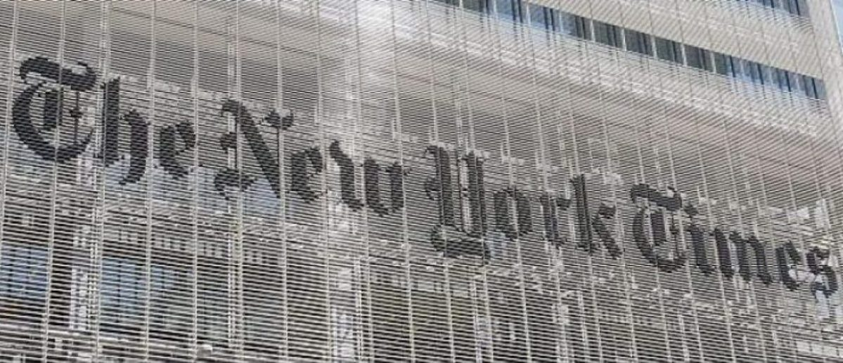 The New York Times building [Getty Images/Mike Coppola]