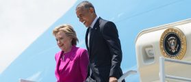 114,000 People Want To Stop Paying Obama While He Stumps For Hillary