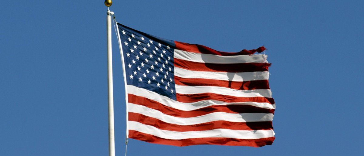 American flag Getty Images/Al Messerschmidt