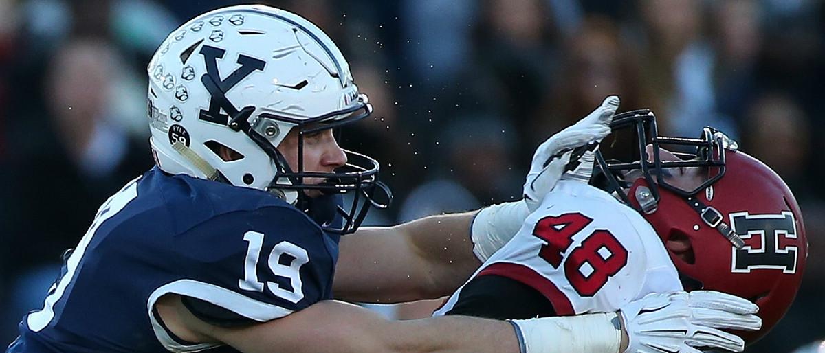 Harvard Yale Ivy League Getty Images/Jim Rogash