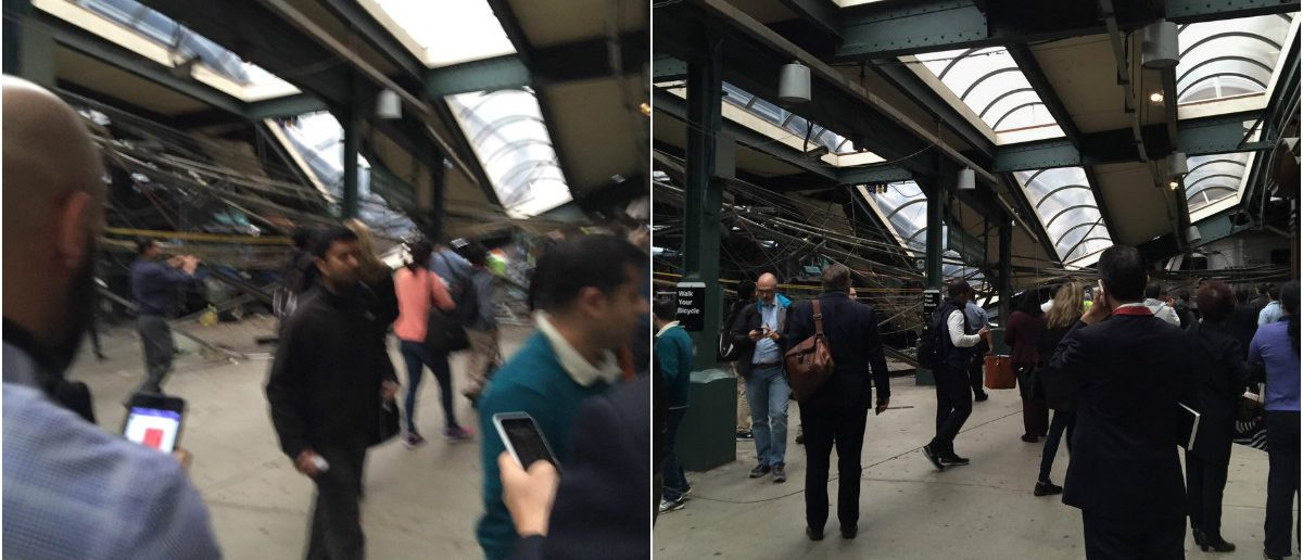 Hoboken Train Crash: Ilene Kalish