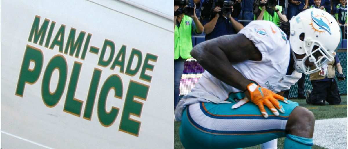 Miami-Dade Police: Carlos Barria/Reuters Miami Dolphins: USA Today Sports/Reuters