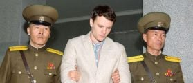 Taxpayer-Funded Professor: 'White, Rich, Clueless' Otto Warmbier 'Got Exactly What He Deserved'