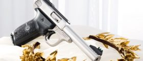 Gun Test: Smith & Wesson SW22 Victory Pistol