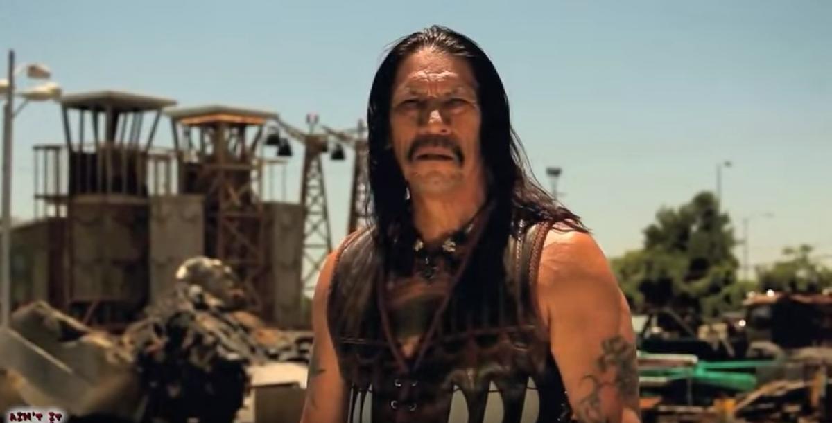 Danny Trejo in 'Machete' (YouTube Screenshot/20th Century Fox)