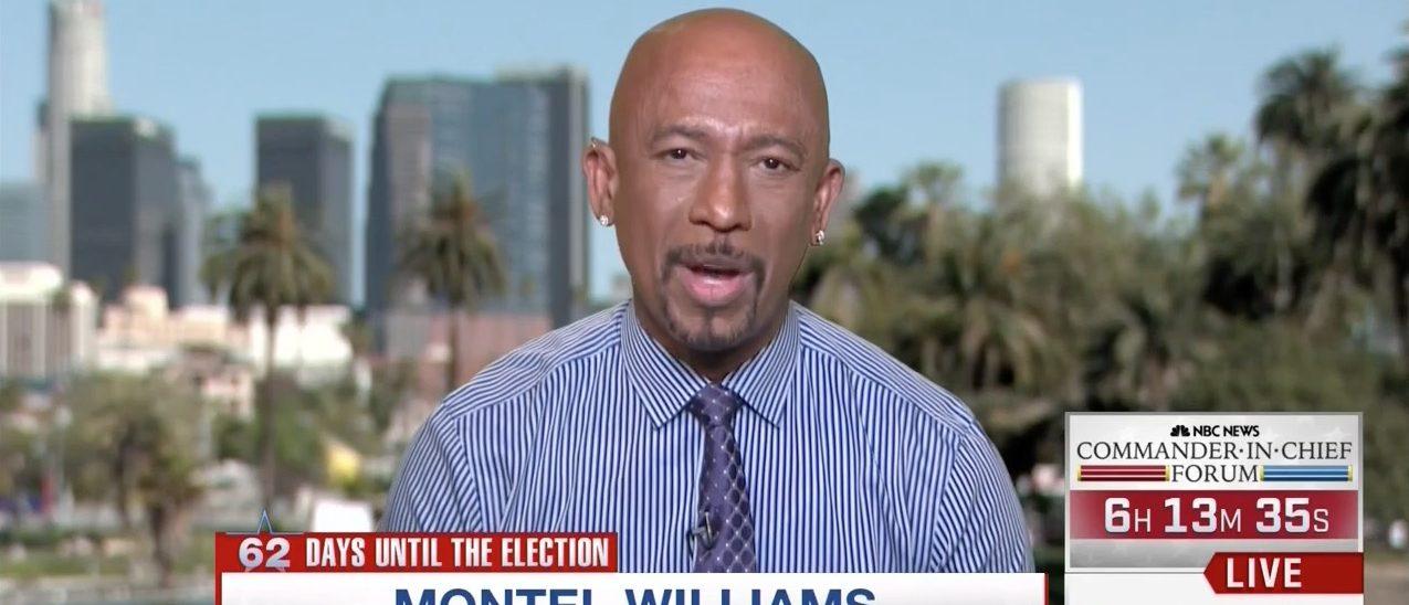 Montel Williams (MSNBC)