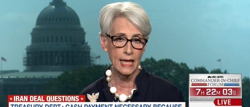 Wendy Sherman (MSNBC)