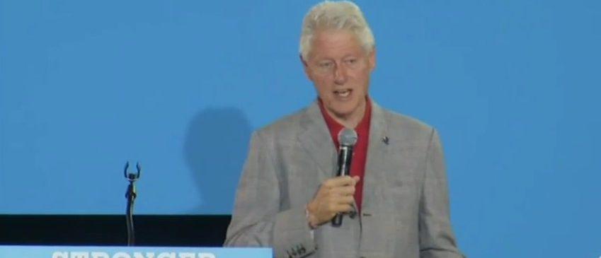 Bill Clinton speaks in Las Vegas (YouTube)