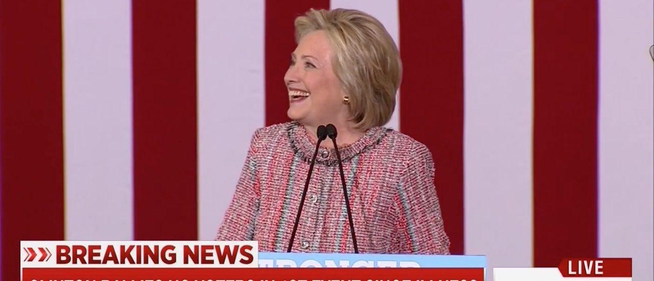 Hillary Clinton (MSNBC)