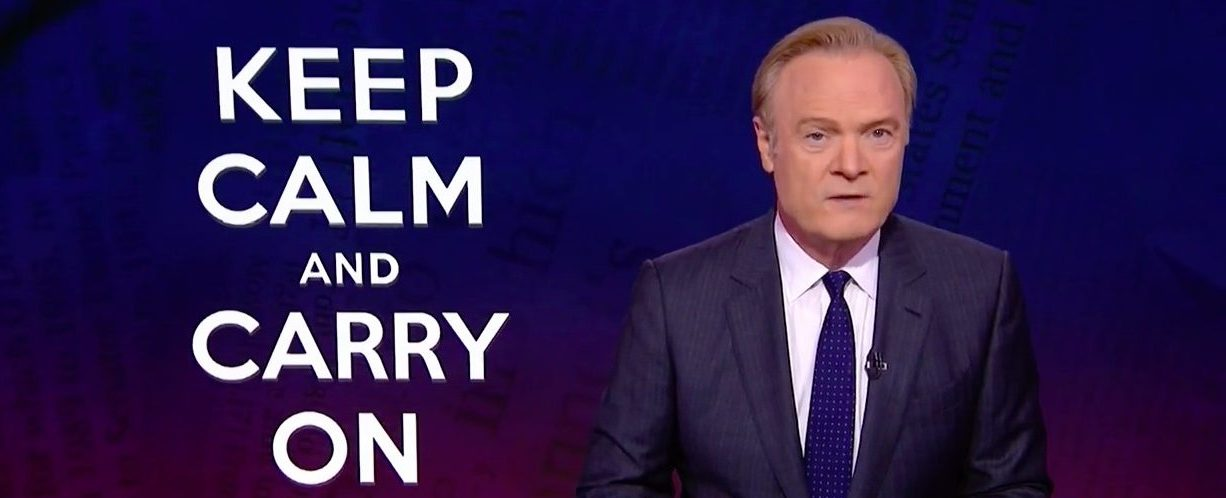 Lawrence O'Donnell (MSNBC)