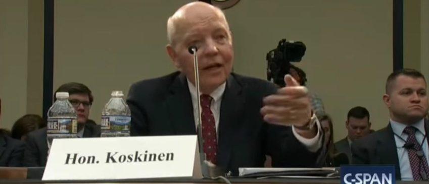 John Koskinen (CSPAN)