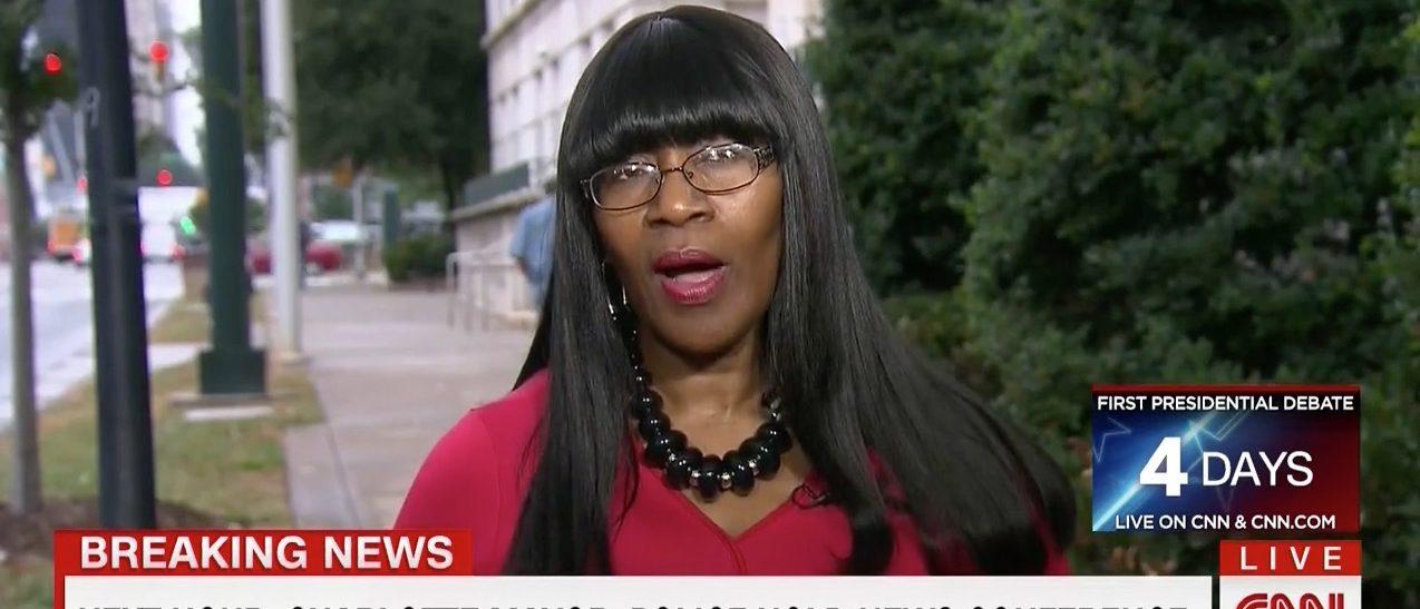 Corine Mack (CNN)
