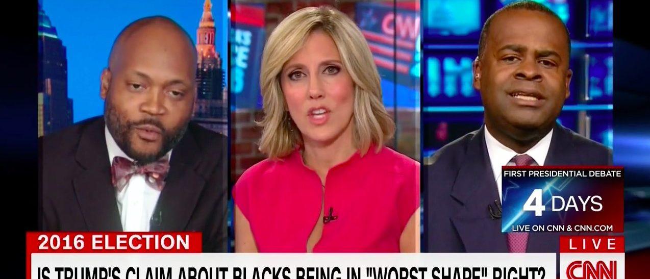 James Davis, Alisyn Camerota, Kasim Reed (CNN)