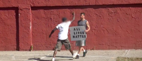YouTube Prankster Attacked For Holding 'All Lives Matter' Sign In Black Neighborhood [VIDEO]