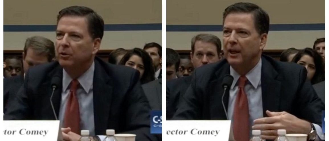 FBI Director James Comey (CSPAN)