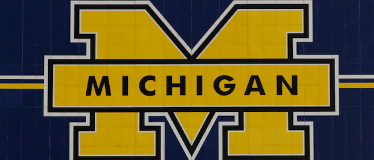 University Of Michigan Logo (Shutterstock)