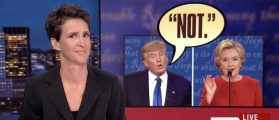 MADDOW MELTDOWN: A Fact Check Of Rachel's Faulty Fact-Checking [VIDEO]