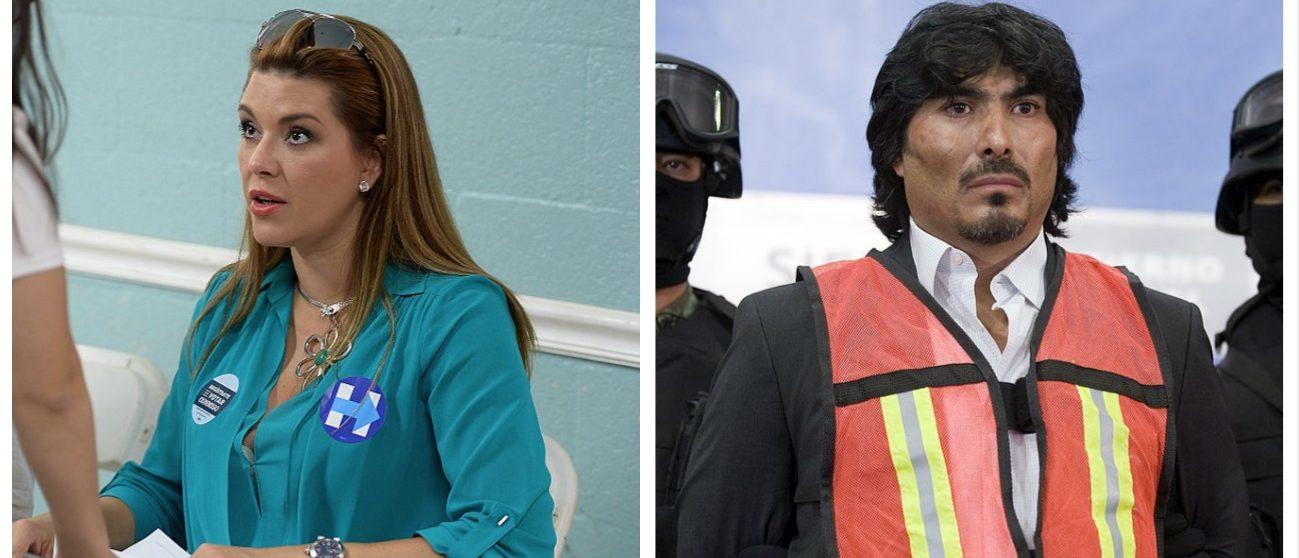 Alicia Machado, Jorge Gerardo Alvarez (Getty Images)