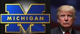 Trump-Hating Students Crash University Of Michigan Debate Watch Party. Chaos Ensues [VIDEO]