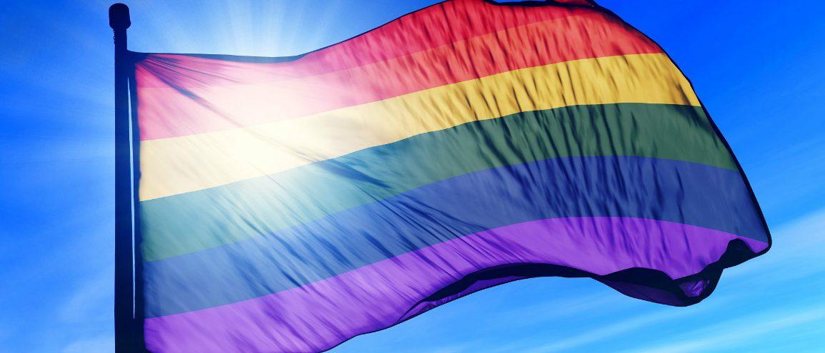 gay pride flag Shutterstock/Jiri Flogel