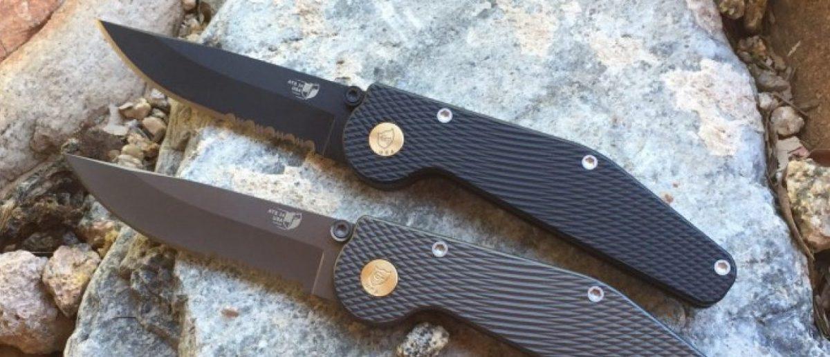 GT Knives are cutting edge (Photo via GTKnife.com)