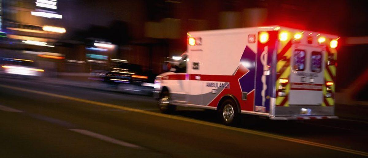 Ambulance, stock photo (Shutterstock)