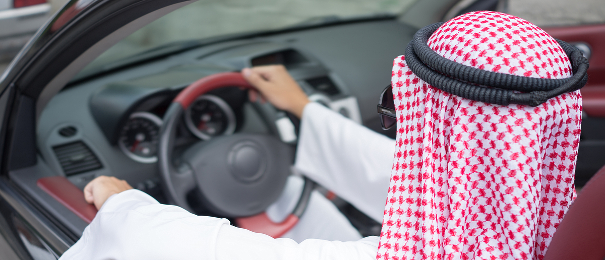 Middle Eastern millionaire owns a BMW, Lexus, and gets food stamps Photo: Zurijeta/Shutterstock