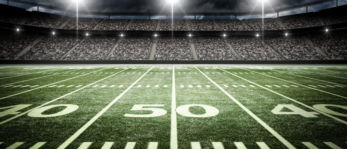 Football stadium (Credit: Shutterstock)