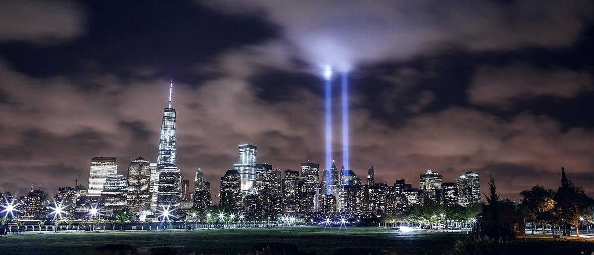Twin Tower Lights (Credit: Andrey Bayda/Shutterstock)