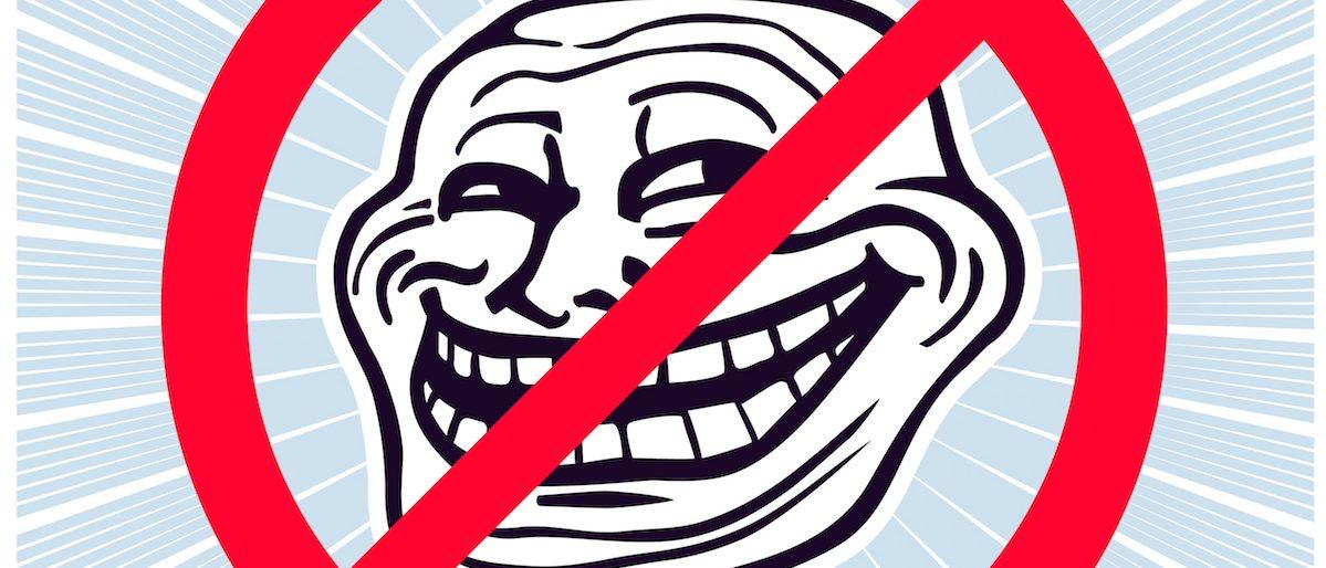 Trolls not allowed. Photo: durantelallera/Shutterstock