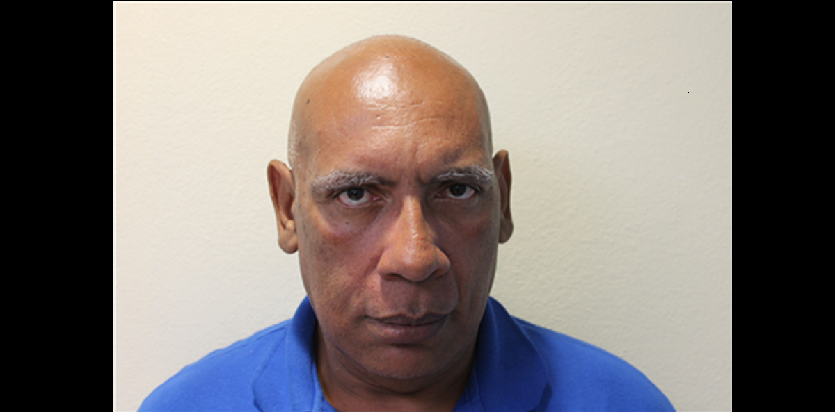 VA sex offender Edwin Trinidad. Photo from Puerto Rico government's sex offender registry.