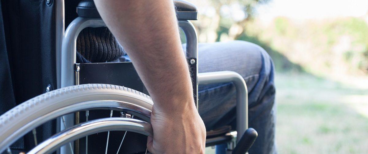Paralyzed Man