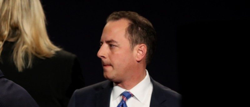 Republican National Commitee Chairman Reince Priebus. REUTERS/Joe Raedle/Pool