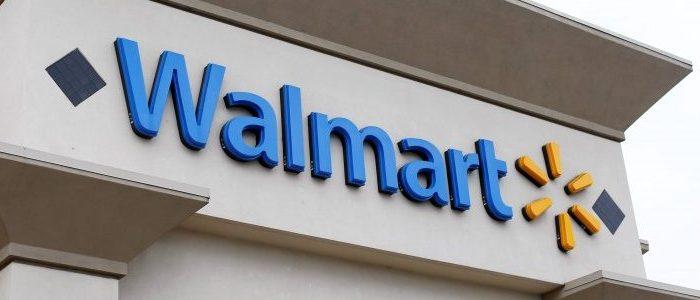 Walmart store in Encinitas, California