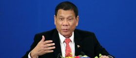 Duterte Quickly Realizes 'Separation' From US Was A Bad Idea