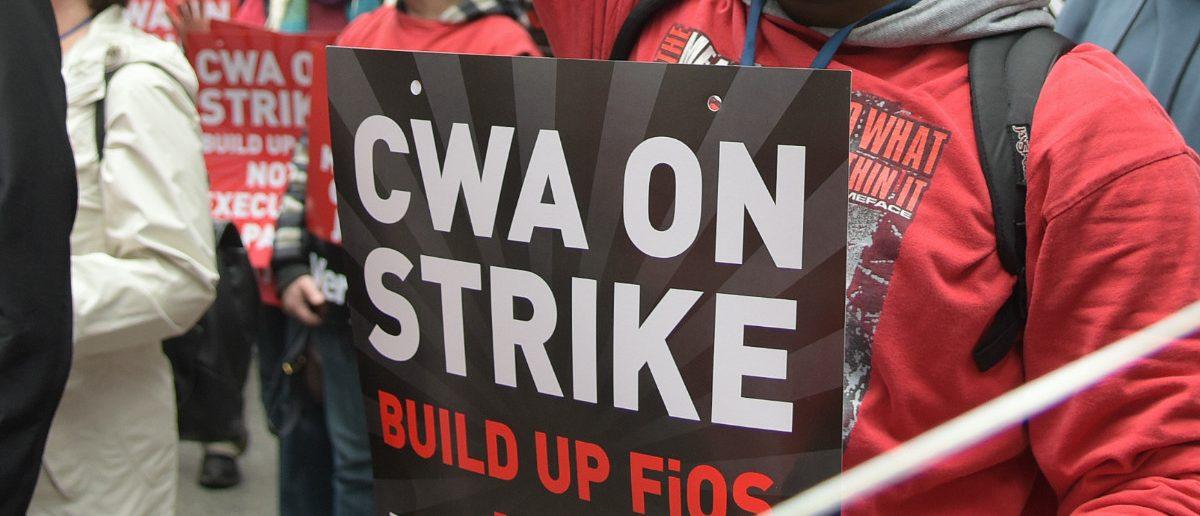 CWA Strike: a katz/shutterstock.com