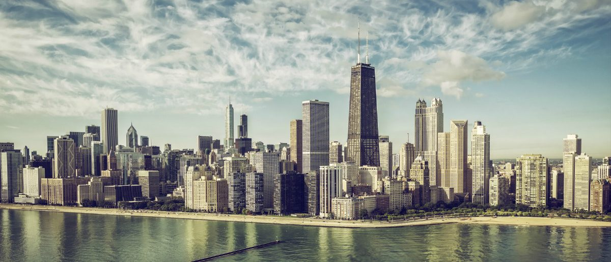 Chicago Skyline: marchello74/shutterstock.com