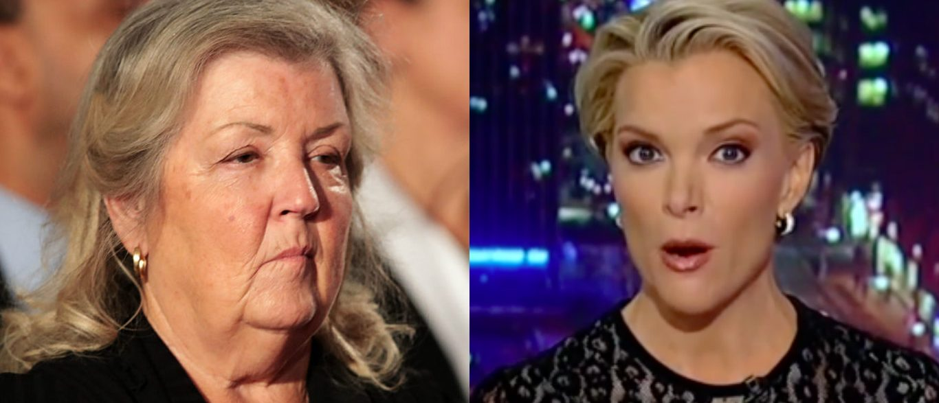 Juanita Broaddrick and Megyn Kelly