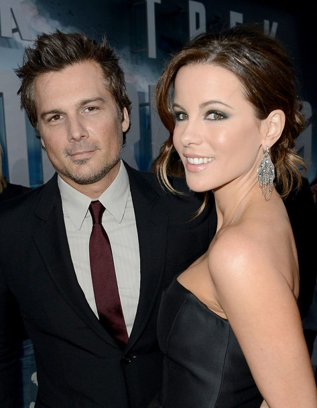 Actress Kate Beckinsale's husband files for divorce