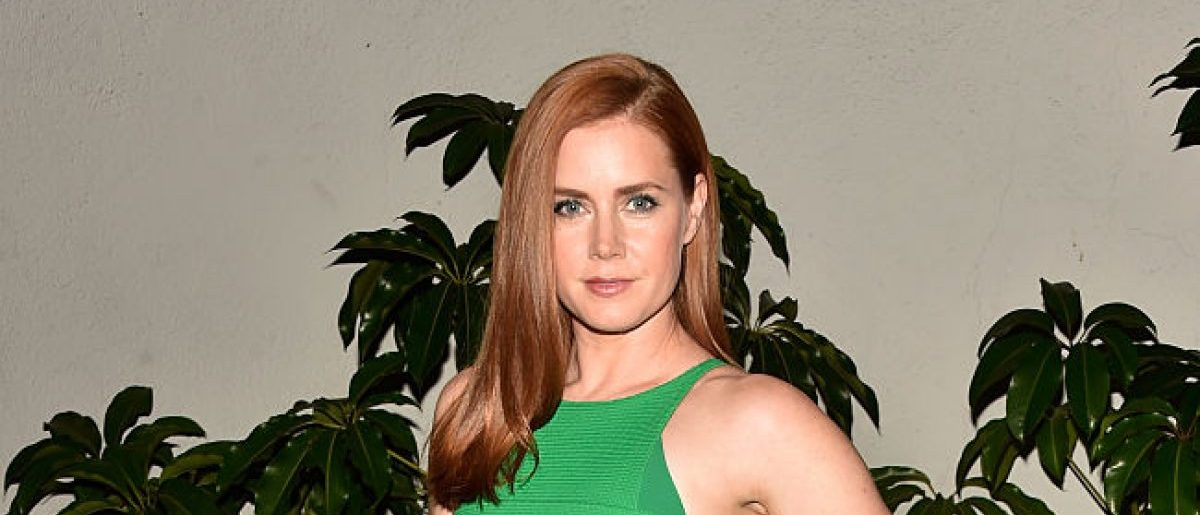 Amy Adams (Credit: Getty Images/Frazer Harrison)