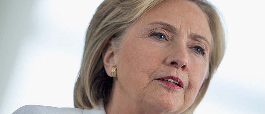Hillary Clinton (Photo: Getty Images)