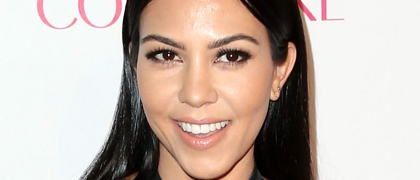 TV personality Kourtney Kardashian attends Cosmopolitan's 50th Birthday Celebration at Ysabel on October 12, 2015 in West Hollywood, California