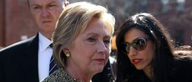 Huma Abedin Is Still Earning Clinton Campaign Cash