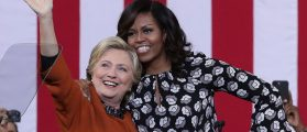 Michelle Obama's Event For Hillary Clinton Was Unique For One Reason