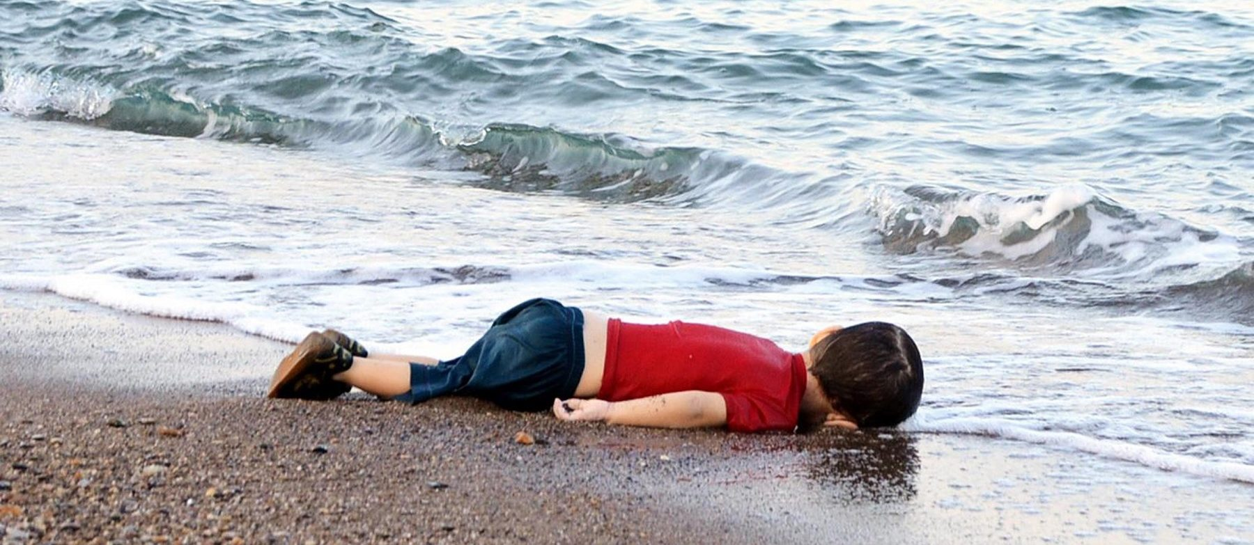 Alan Kurdi Getty Images/Nilufer Demir